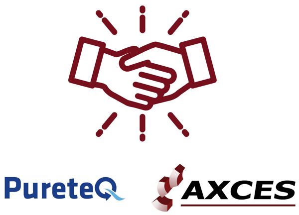 Cooperation PureteQ & Axces